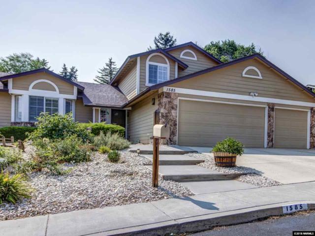1585 Havencrest, Reno, NV 89523 (MLS #180011991) :: NVGemme Real Estate