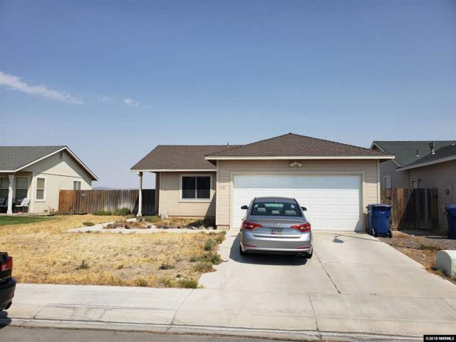516 St. Louis, Fernley, NV 89408 (MLS #180012006) :: Mike and Alena Smith | RE/MAX Realty Affiliates Reno