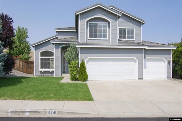 5741 Brittania, Reno, NV 89523 (MLS #180012007) :: NVGemme Real Estate