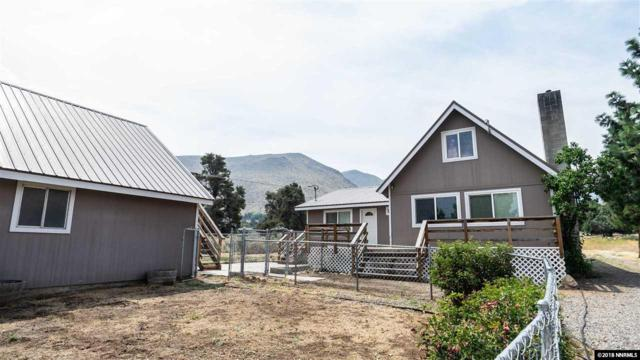 103 Mule Deer, Coleville, Ca, CA 96107 (MLS #180012018) :: The Mike Wood Team