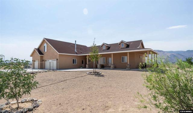 111 Milky Way, Smith, NV 89403 (MLS #180012027) :: The Matt Carter Group | RE/MAX Realty Affiliates