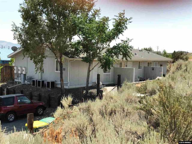 531 Moses St, Carson City, NV 89703 (MLS #180012054) :: Chase International Real Estate