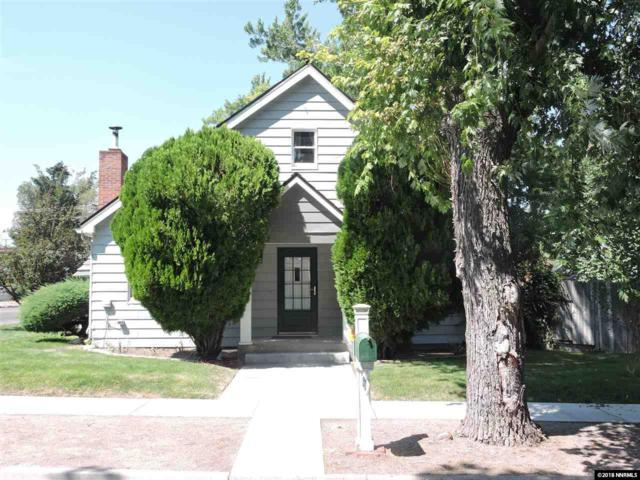 314 W Robinson St, Carson City, NV 89703 (MLS #180012062) :: The Matt Carter Group | RE/MAX Realty Affiliates