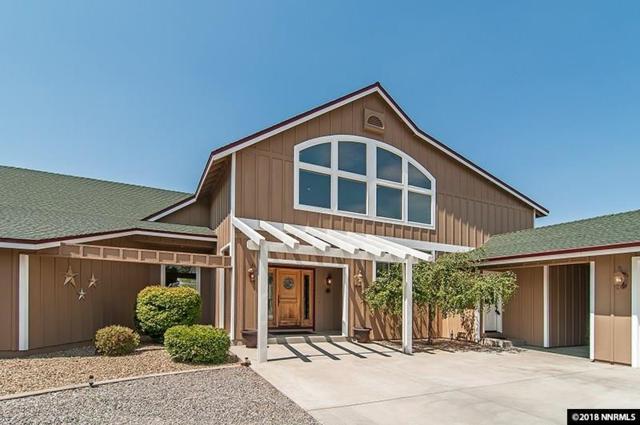 250 Potosi Road, Dayton, NV 89403 (MLS #180012093) :: Chase International Real Estate