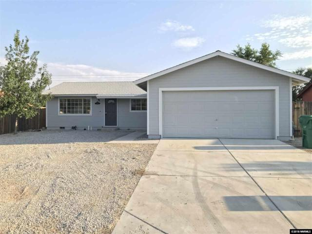 2041 Lonnie Ln, Dayton, NV 89403 (MLS #180012097) :: Chase International Real Estate