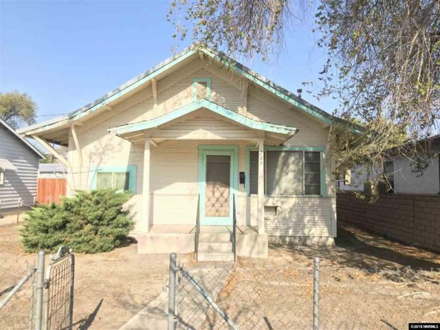 295 S. Taylor St, Fallon, NV 89406 (MLS #180012099) :: Mike and Alena Smith | RE/MAX Realty Affiliates Reno