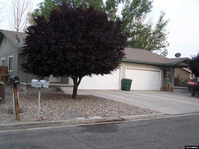 306 Leona Ave., Yerington, NV 89447 (MLS #180012102) :: NVGemme Real Estate