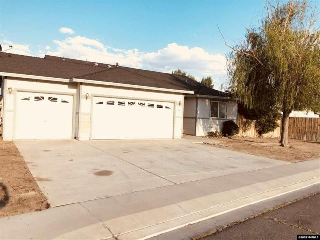 354 Emigrant, Fernley, NV 89408 (MLS #180012132) :: The Matt Carter Group | RE/MAX Realty Affiliates