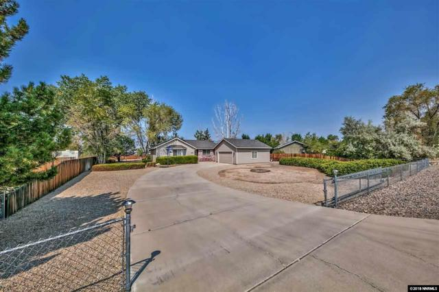 2988 San Fernando Dr., Minden, NV 89423 (MLS #180012135) :: Chase International Real Estate