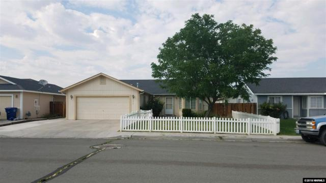 252 Dianna Way, Fallon, NV 89406 (MLS #180012144) :: Joshua Fink Group