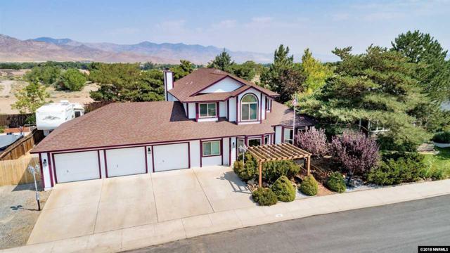 118 Pebble Dr, Dayton, NV 89403 (MLS #180012146) :: Chase International Real Estate