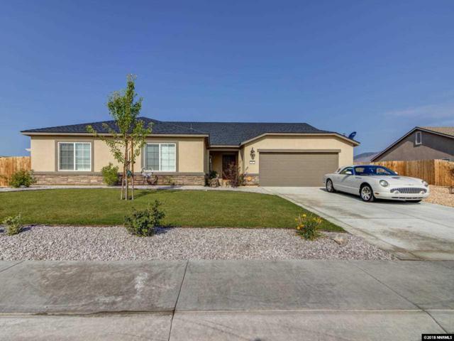 93 Rogue Rd, Dayton, NV 89403 (MLS #180012148) :: Chase International Real Estate