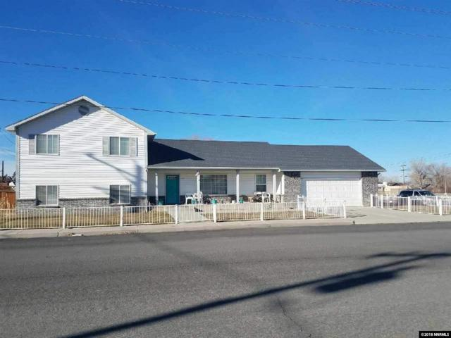 447 S Humboldt, Battle Mountain, NV 89820 (MLS #180012155) :: Chase International Real Estate