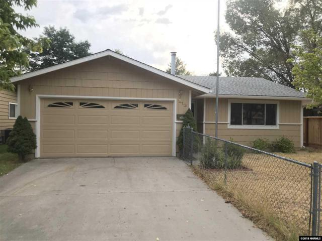 218 N Harbin, Carson City, NV 89701 (MLS #180012157) :: Chase International Real Estate