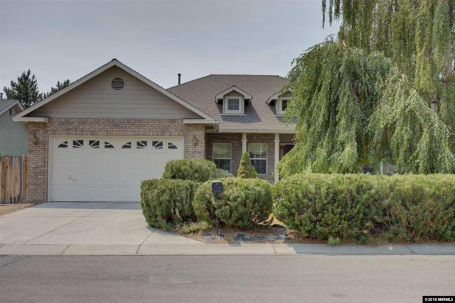 1143 Gold Meadow Ct, Carson City, NV 89703 (MLS #180012170) :: Marshall Realty