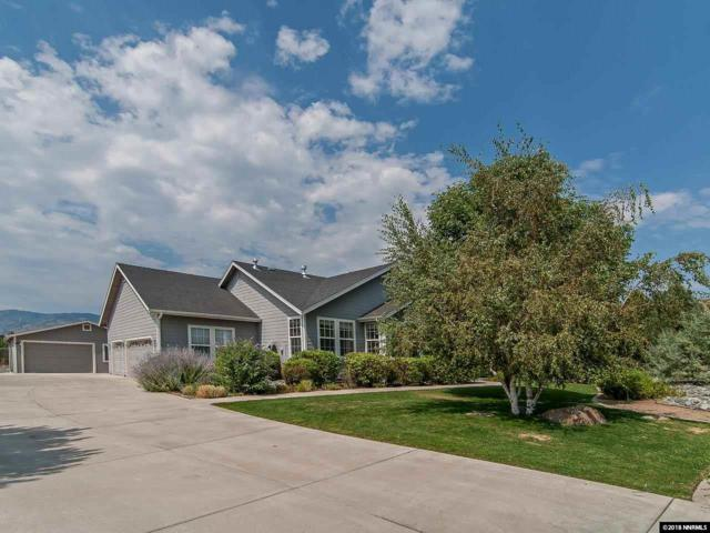5344 Cachet Ct, Carson City, NV 89706 (MLS #180012182) :: The Mike Wood Team