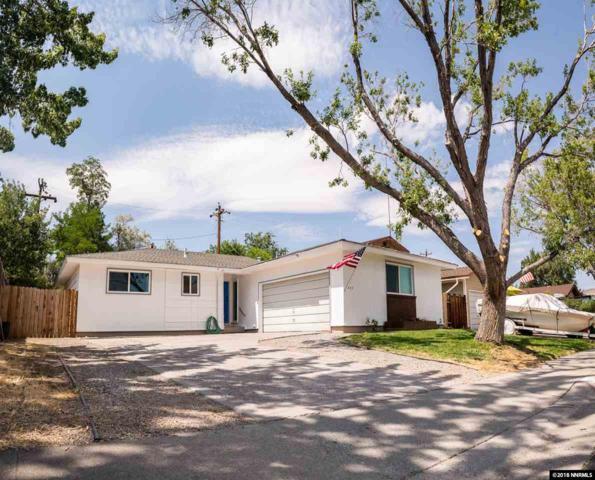 637 Ibis Ln, Reno, NV 89503 (MLS #180012200) :: Joshua Fink Group