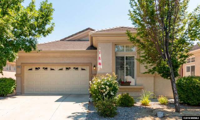 412 Sierra Leaf Circle, Reno, NV 89511 (MLS #180012206) :: NVGemme Real Estate