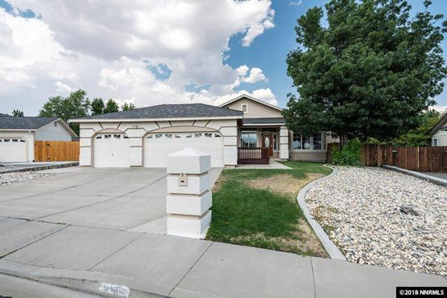 3410 University Green, Reno, NV 89512 (MLS #180012214) :: Joshua Fink Group