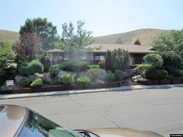 1098 Crain, Carson City, NV 89703 (MLS #180012223) :: Chase International Real Estate