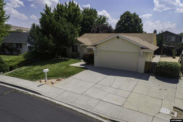 1867 Golden Spike Drive, Sparks, NV 89434 (MLS #180012228) :: NVGemme Real Estate