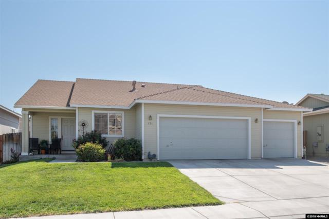 636 Winter Pl, Fernley, NV 89408 (MLS #180012250) :: The Matt Carter Group | RE/MAX Realty Affiliates