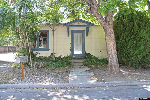 843 10th Street, Sparks, NV 89431 (MLS #180012280) :: Marshall Realty