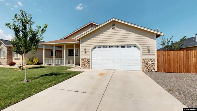 524 Wedge Lane, Fernley, NV 89408 (MLS #180012285) :: The Matt Carter Group | RE/MAX Realty Affiliates