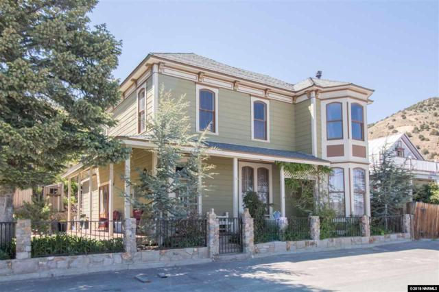 226 N B St., Virginia City, NV 89440 (MLS #180012289) :: Chase International Real Estate