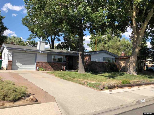 1122 Greenbrae Drive, Sparks, NV 89431 (MLS #180012299) :: Marshall Realty