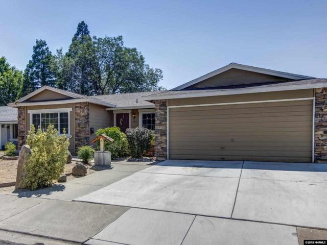 949 Palmwood Drive, Sparks, NV 89434 (MLS #180012309) :: Marshall Realty