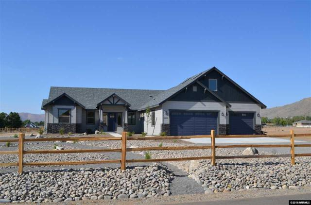 1552 Bolton Loop, Gardnerville, NV 89410 (MLS #180012322) :: The Mike Wood Team