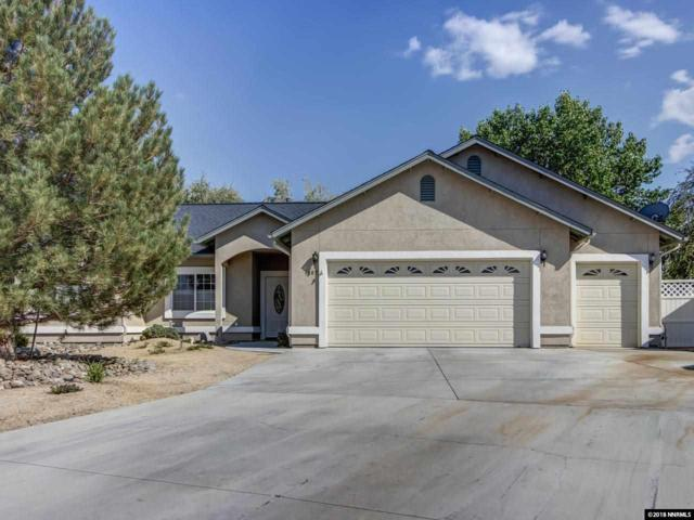 1807 Randy, Fernley, NV 89408 (MLS #180012340) :: Ferrari-Lund Real Estate