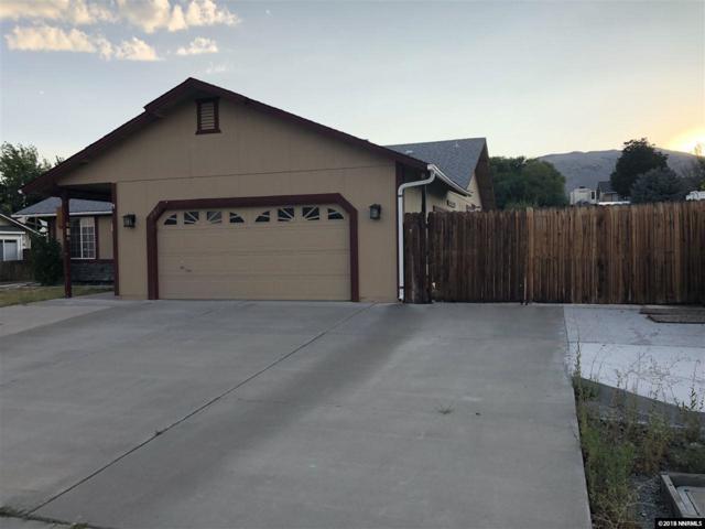 457 Meagan Dr, Sparks, NV 89436 (MLS #180012365) :: NVGemme Real Estate