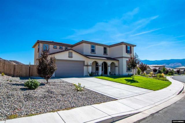 2855 Tobiano Drive, Reno, NV 89521 (MLS #180012376) :: The Heyl Group at Keller Williams