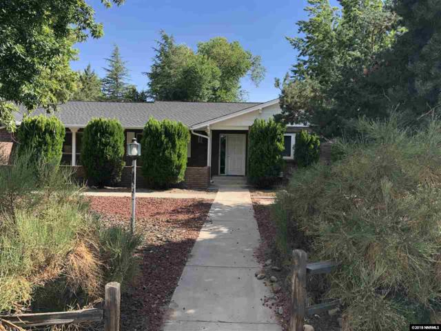 13510 South Hills Drive, Reno, NV 89511 (MLS #180012401) :: Ferrari-Lund Real Estate