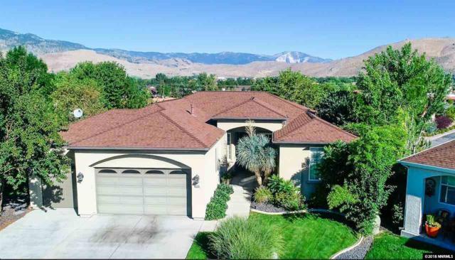 868 Ridgefield Drive, Carson City, NV 89706 (MLS #180012436) :: The Heyl Group at Keller Williams