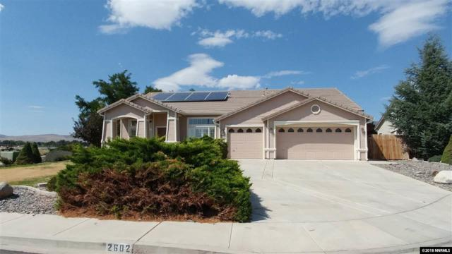 2602 Azul Court, Sparks, NV 89436 (MLS #180012469) :: Marshall Realty