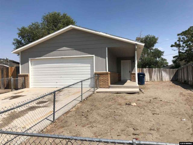155 Comstock Drive, Fernley, NV 89408 (MLS #180012476) :: Marshall Realty
