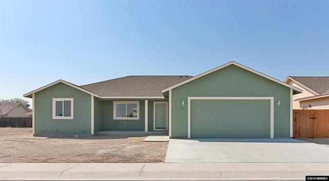 761 Megan, Fallon, NV 89406 (MLS #180012478) :: Chase International Real Estate