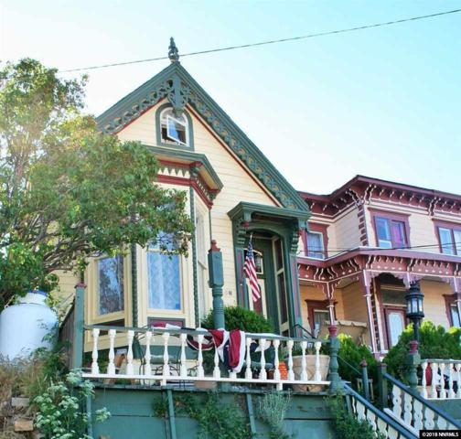 158 S B Street, Virginia City, NV 89440 (MLS #180012509) :: Chase International Real Estate