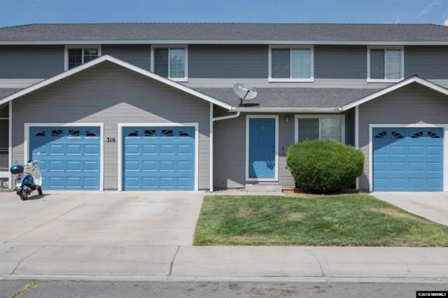 316 Sweetwater Circle, Dayton, NV 89703 (MLS #180012532) :: Chase International Real Estate