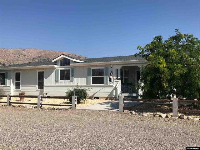 3630 Boulder Road, Wellington, NV 89444 (MLS #180012597) :: Chase International Real Estate