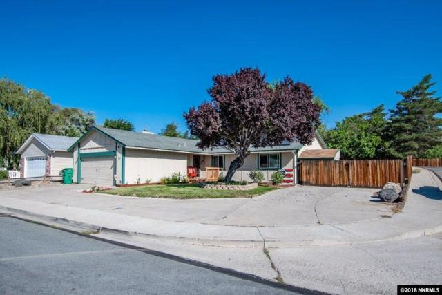 22 Tybo Circle, Carson City, NV 89706 (MLS #180012787) :: Mike and Alena Smith | RE/MAX Realty Affiliates Reno