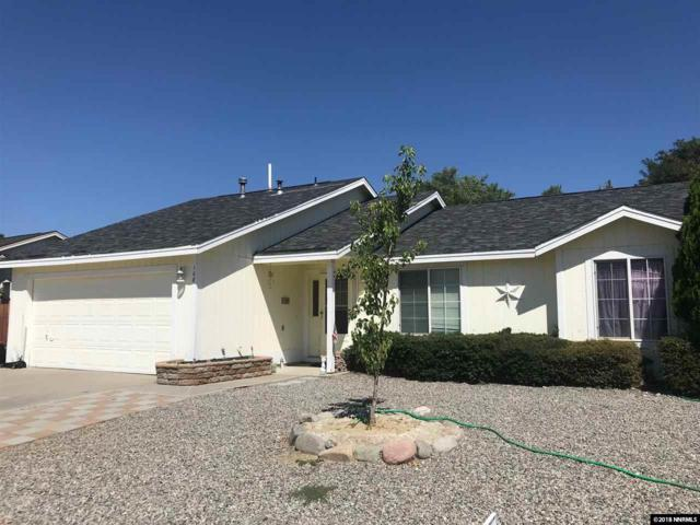 108 Fortune Drive, Dayton, NV 89403 (MLS #180012792) :: Marshall Realty