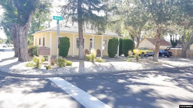 321 N Walsh St, Carson City, NV 89701 (MLS #180012829) :: Joseph Wieczorek   Dickson Realty