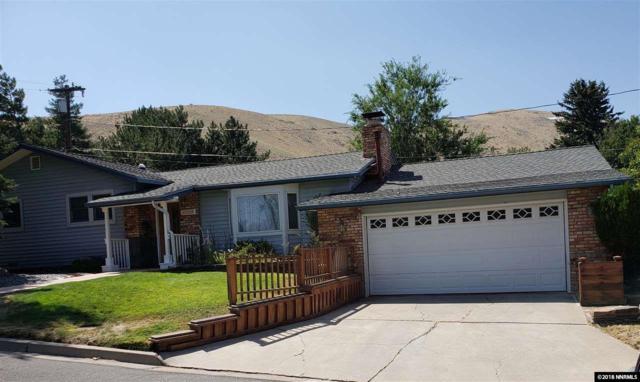 1100 Sharrow Way, Carson City, NV 89703 (MLS #180012948) :: The Mike Wood Team