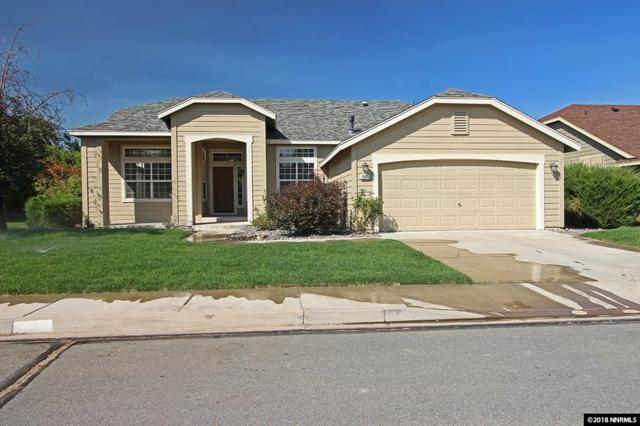 7881 Morro Ave, Sparks, NV 89436 (MLS #180012989) :: Mike and Alena Smith | RE/MAX Realty Affiliates Reno