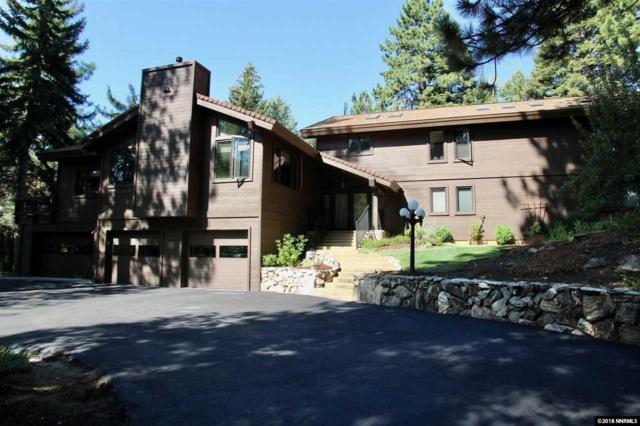 955 Fourth Green Drive, Incline Village, NV 89451 (MLS #180013007) :: Mike and Alena Smith | RE/MAX Realty Affiliates Reno