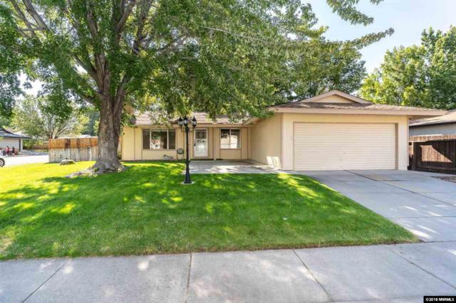 2640 Brookside Way, Carson City, NV 89701 (MLS #180013028) :: Ferrari-Lund Real Estate